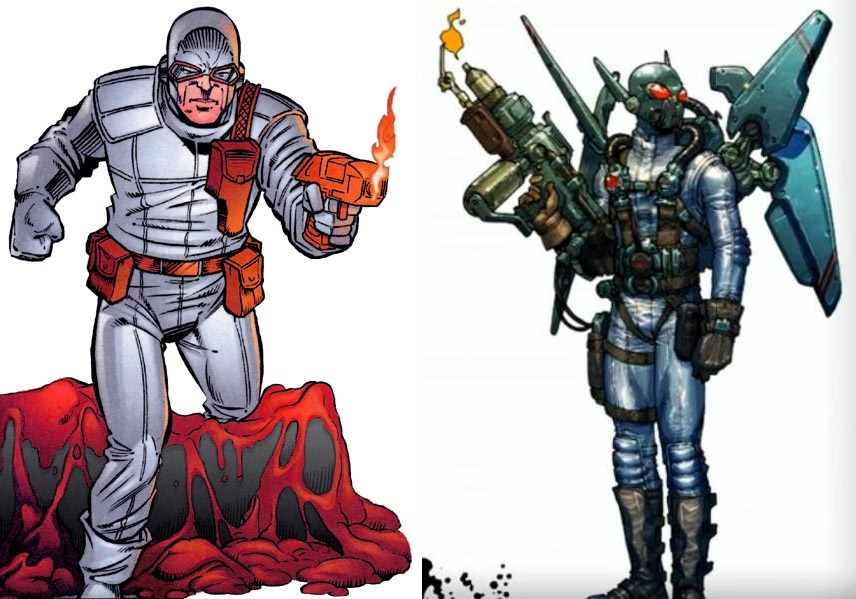 The Top 6 Fire-Themed Comic Book Characters | Henchman-4-Hire