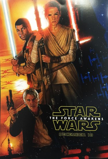 Star Wars Poster 01