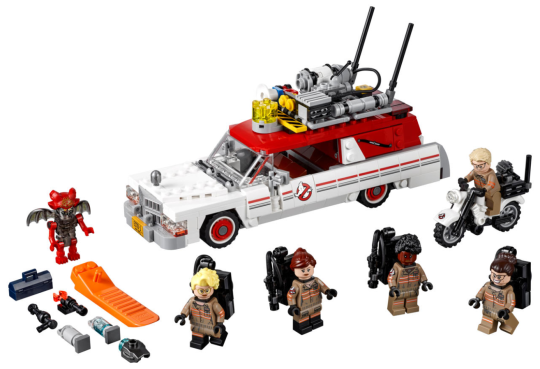 Ghostbuster New LEGO 02