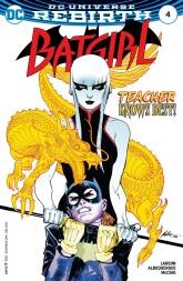 Batgirl #4
