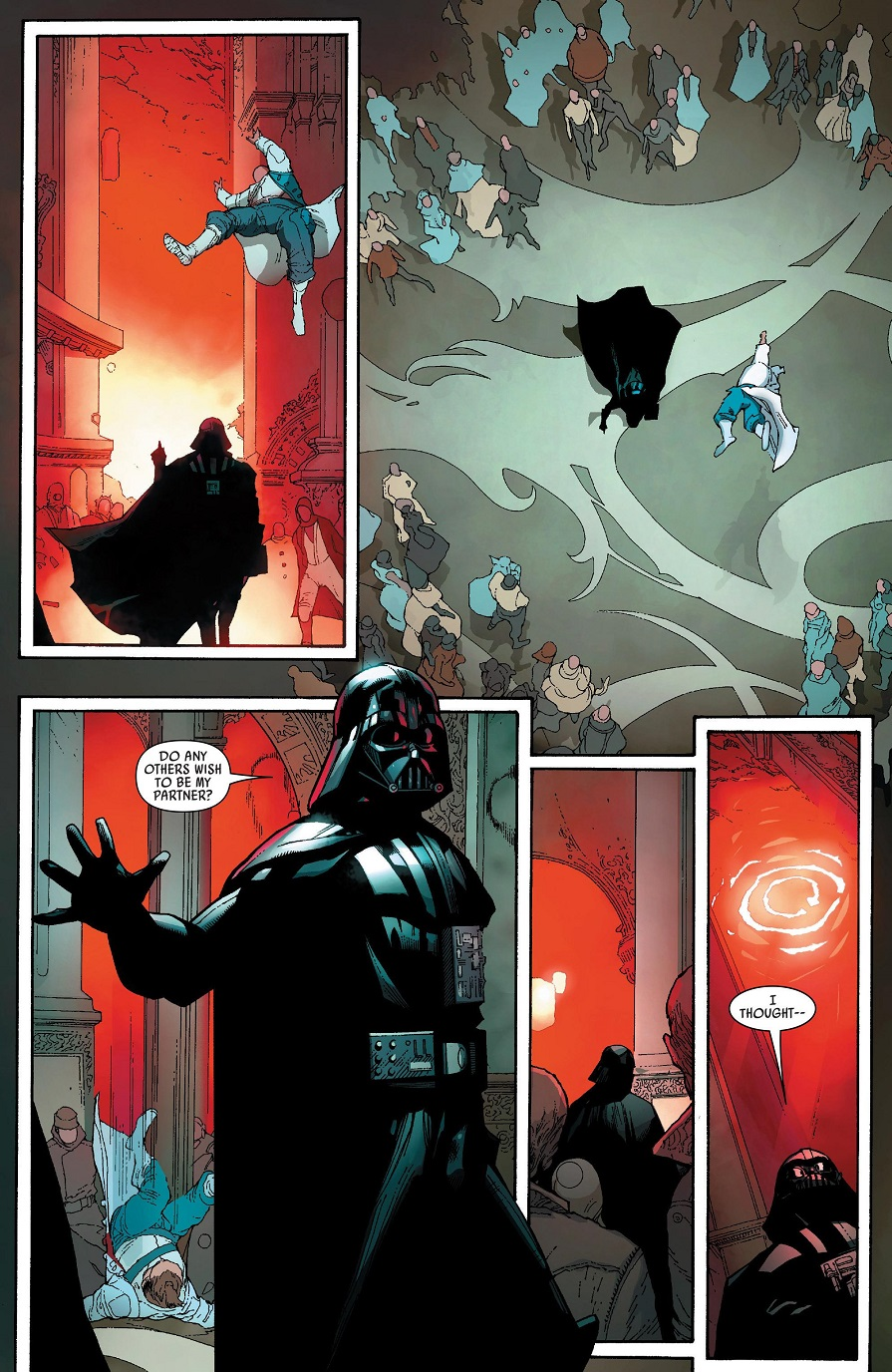 a681a95d The 6 Most Badass Moments From the Darth Vader Comic | Henchman-4-Hire