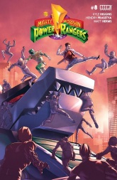 Power Rangers #8