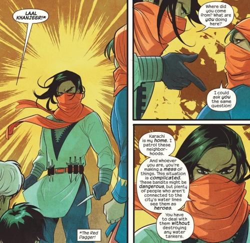 Behold, a Pakistani superhero!
