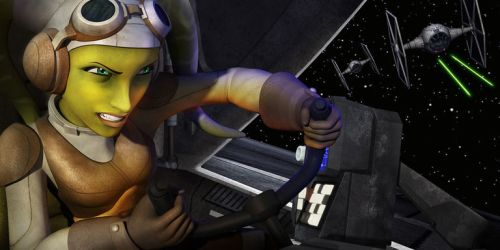 All Star Wars movies need a badass twi'lek space pilot