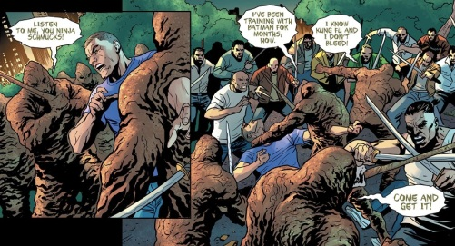 Clayface Fights 01