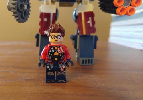 Detroit Steel LEGO Fun 04