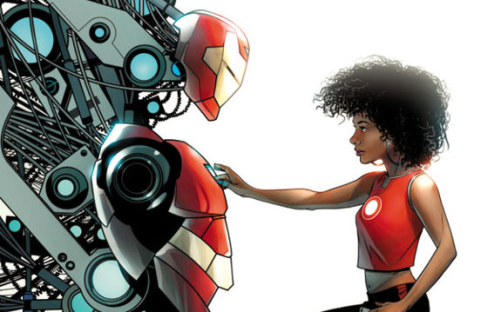 Riri Williams Fun 01