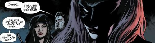 Batwoman Mystery 01