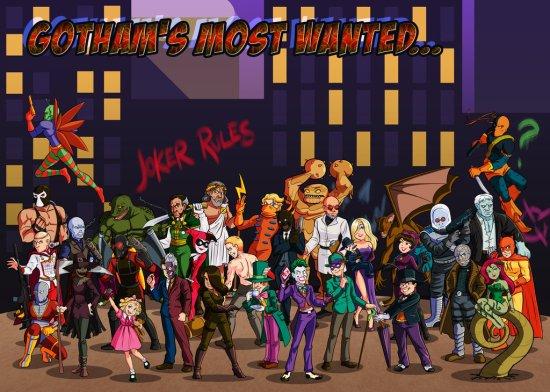 Villain List 01