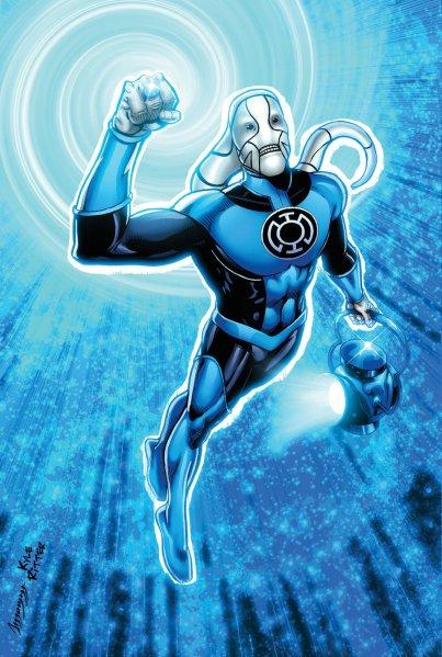 "Top 6 ""Blue"" Superheroes | Henchman-4-Hire"