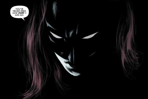 Batwoman Dark 01