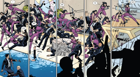 Hawkeye Big Fight 01