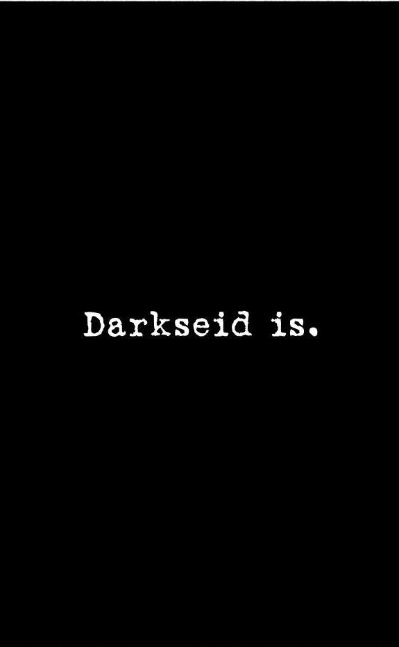 Darkseid Is 01