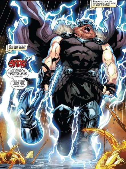 War Thor 01