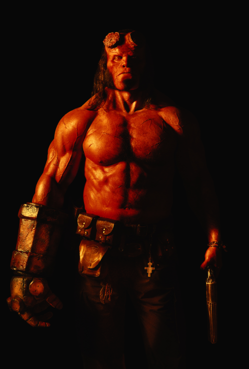 Hellboy New 01