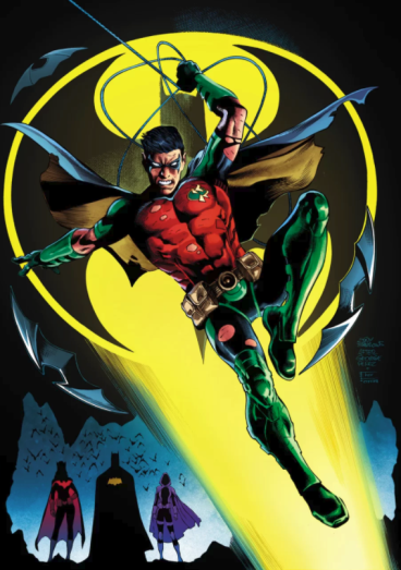 Tim Drake Returns 03