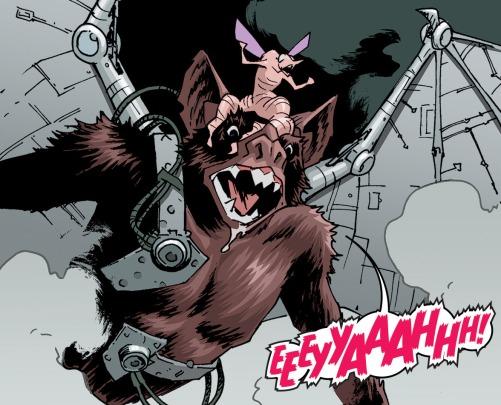 Bat Character List 07