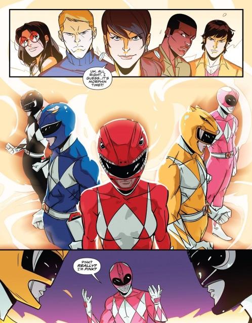 Grace Rangers 01