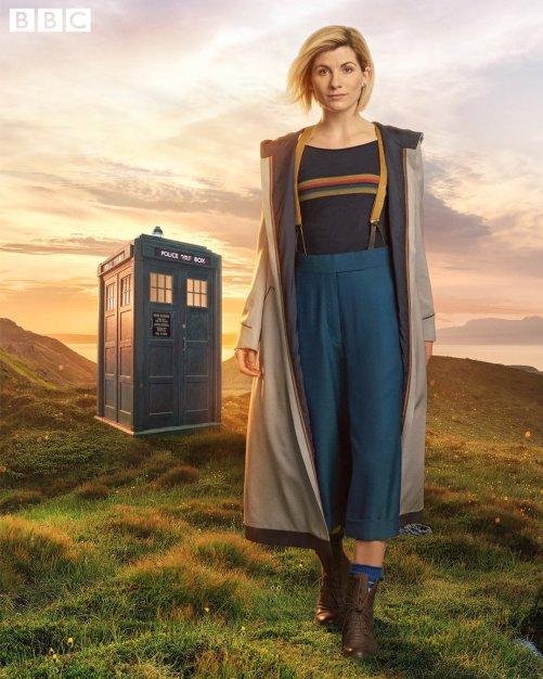 Doctor Thirteen Wardrobe