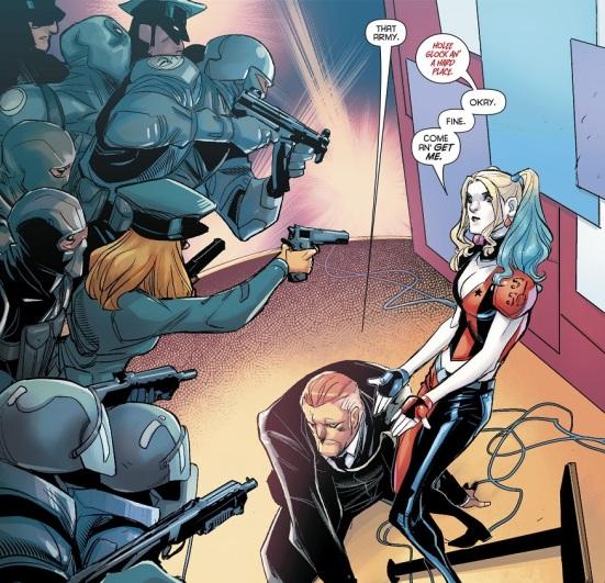 Harley Army 01