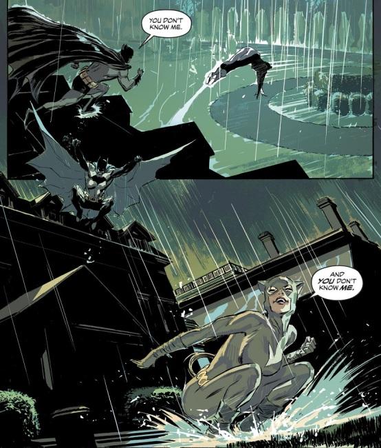 Batman Catwoman 01