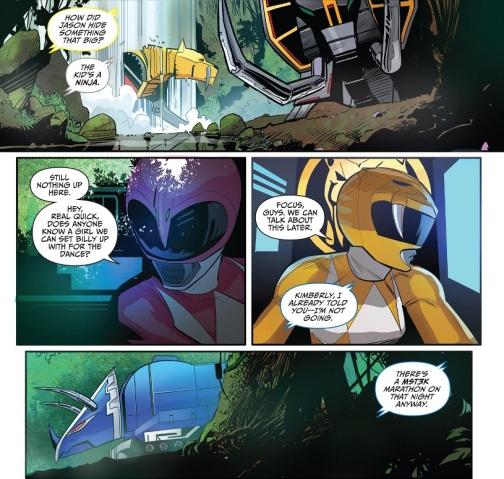 GG Power Rangers Dance 01