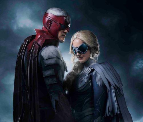 Titans --Suits Shoot
