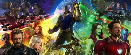 Infinity War Mosaic 01