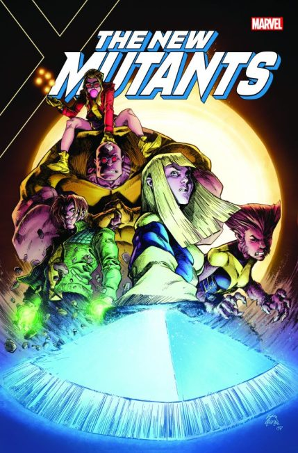 Strong Guy New Mutants 01