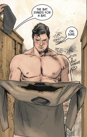 Superman Bat 01