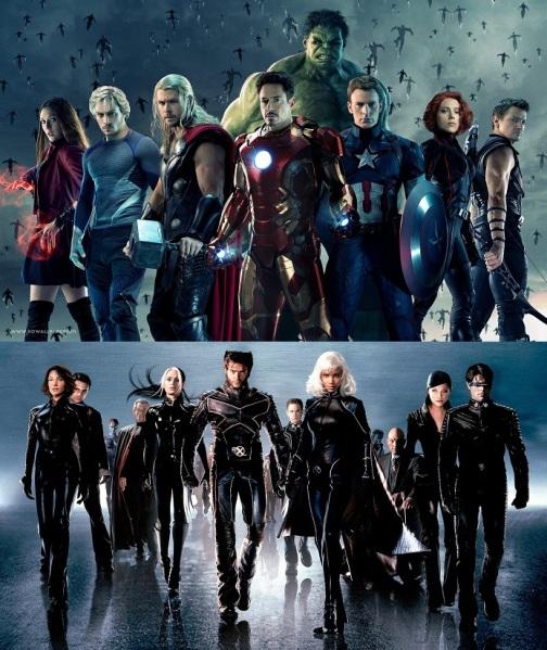 Avengers Team Shot 01