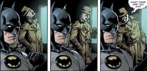 Batman Reads 01