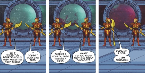 New Gods Talk 01