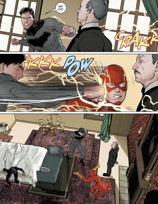 Bat Flash Punch 01