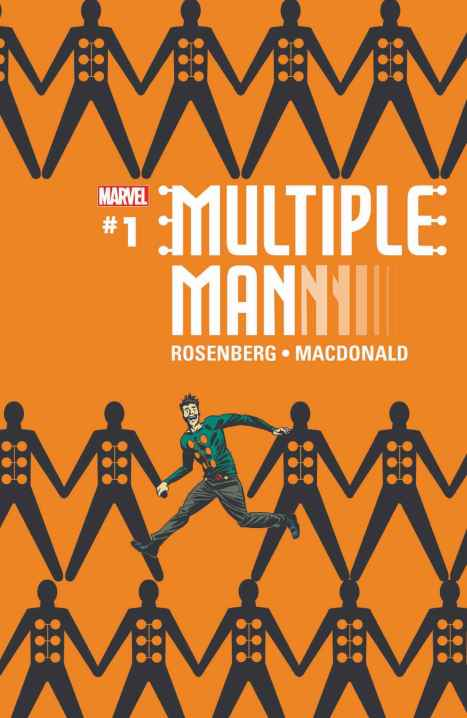 Multiple Man New Comic 01