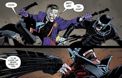 Batman Joker Team Up 01