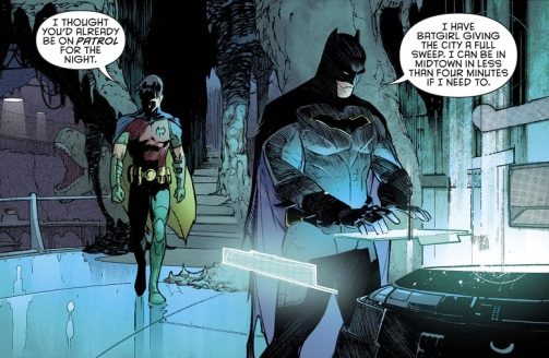 Batman Robin Cave 01