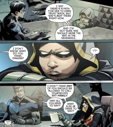 Damian is Lame 01