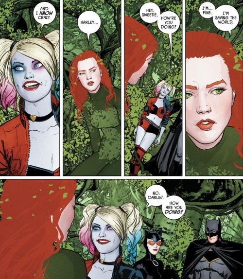 Harley Ivy Batman 01