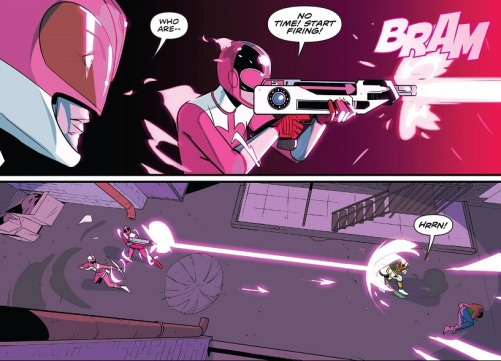 Pink Rangers 01