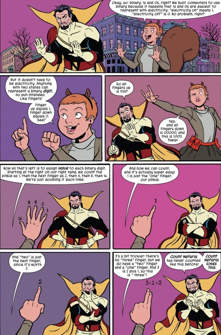 Squirrel Girl List 10