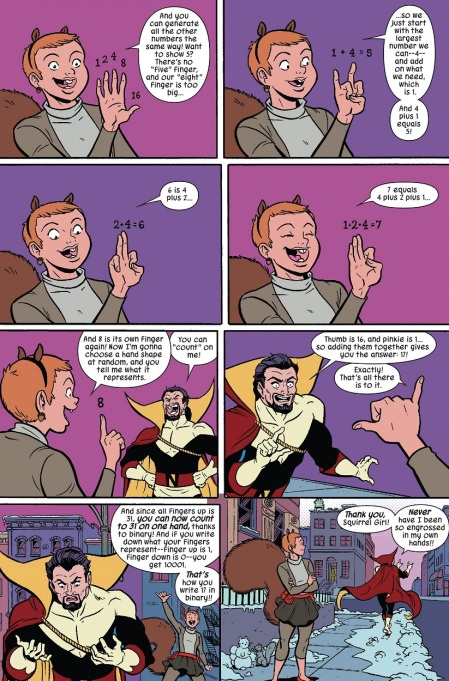 Squirrel Girl List 11