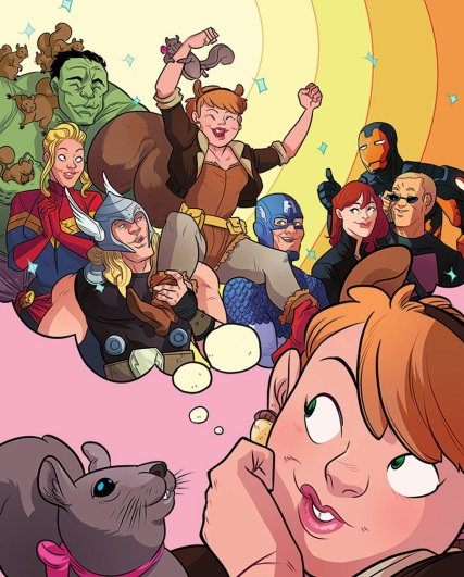 Squirrel Girl List 13
