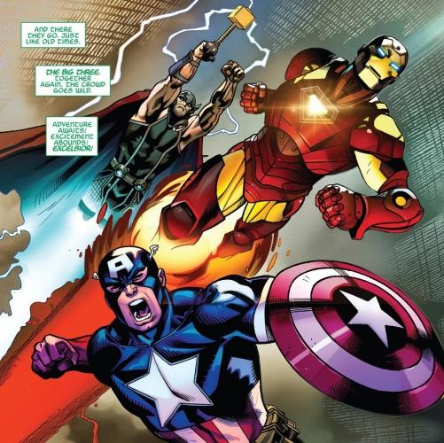 Avengers Loki 01