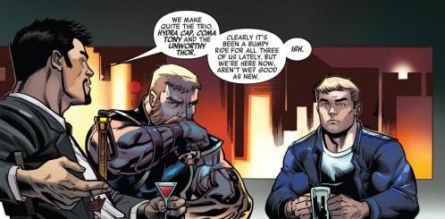 Avengers Problems 01