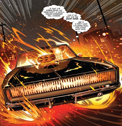 Ghost Rider Chatter 01