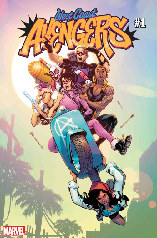 West Coast Avengers New 01