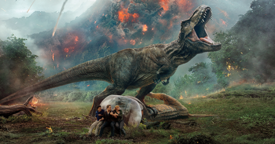 Dino Live Action List 01