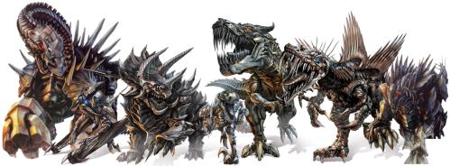 Dino Live Action List 03