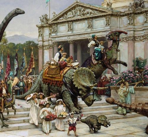 Dino Live Action List 05